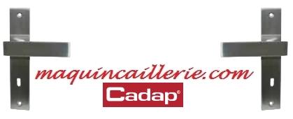 Logo maquincaillerie.com et Cadap Percy clé L