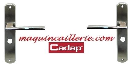 Logo maquincaillerie et Cadap modèle Wagram