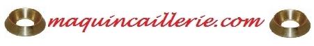 Logo des cuvettes de vis en laiton