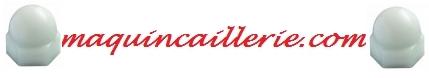 Logo des écrous borgnes en Nylon