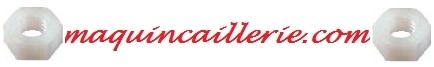 Logo des écrous Nylon