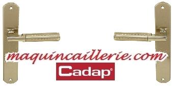 Logo Cadap Maquincaillerie modèle Cité