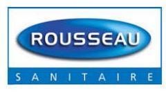Logo Rousseau sanitaire