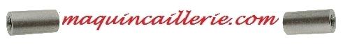 Manchons inox et logo maquincaillerie.com