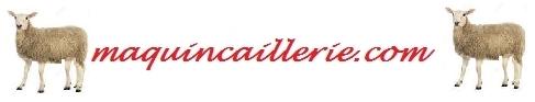 Logo maquincaillerie.com mouton 5 pattes