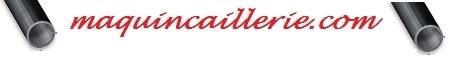 tube rond acier et logo maquincaillerie.com